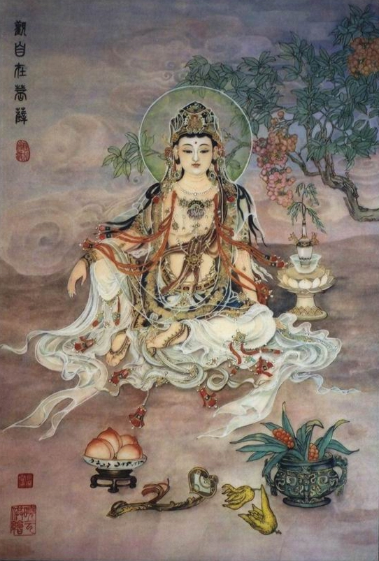 Miao Shan Kuan Yin