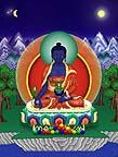 Medizin Buddha von http://www.fpmt-osel.org/gallery/index.htm